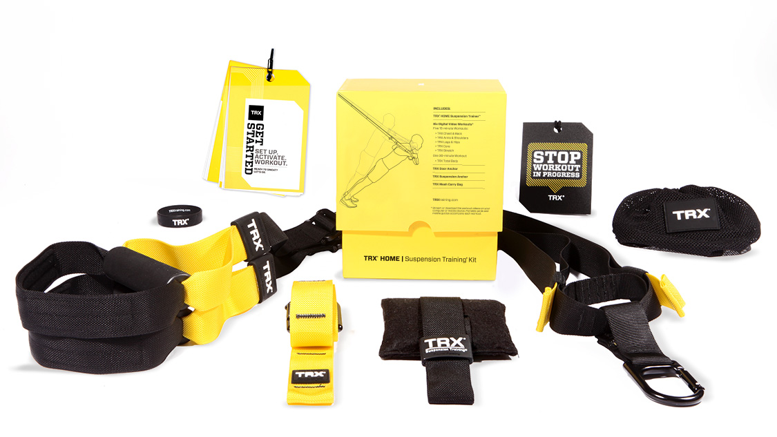 TRX New Zealand Home bundle